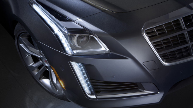 Brand New Cadillac Cts Revealed For New York Auto Show I Really